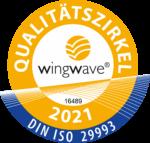 Wingwave Quality Siegel 2020
